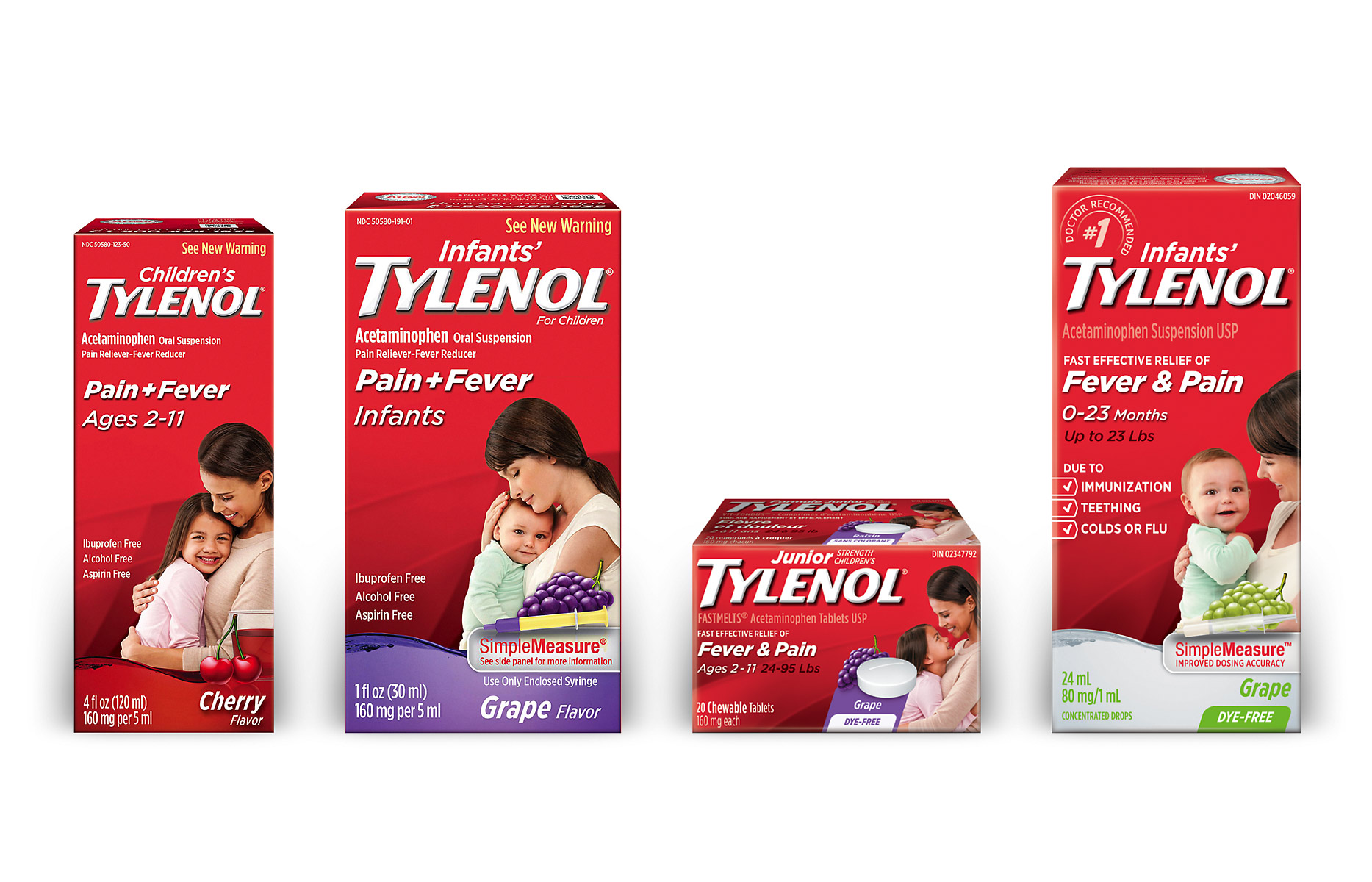 tylenol-4_boxes-design